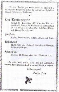 Prospekt Auerhahn um 1927 Blatt 3