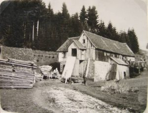 Bauernsägmühle Nr. 12, erstmals erwähnt 1425