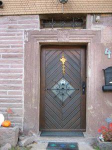 Neue Tür