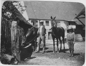 Georg Dürr im Frey-Hof