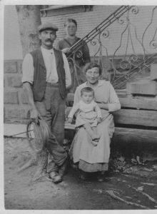 Familie Dürr um 1924