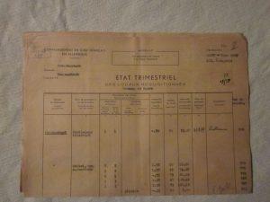 Einquartierung 1949