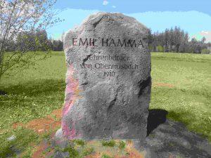 Ehrenbürger Emil Hamma