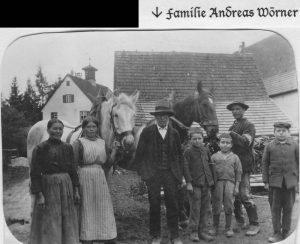Familie Wörner