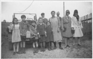 Familie Dürr mit Hamma Auto
