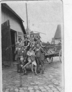 Leiterwagen Sommer 1928