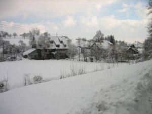 Nr. 20 heute im Winter