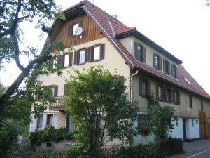 Bauernhaus Nr. 30, Familie Schneider