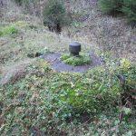 Schachtdeckel des Harzhüttebrunnen
