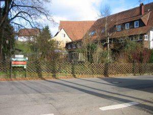 Standort Scheuer von Nr. 7