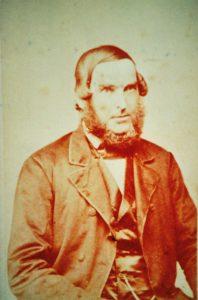 Johann Hofer Grüntal um 1860