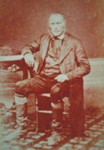 Johann Hofer um 1860