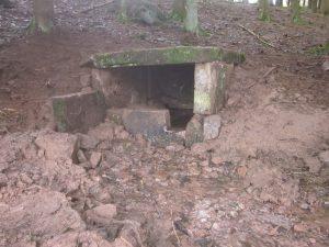Kindles-Brunnen nach dem Wiederaufbau