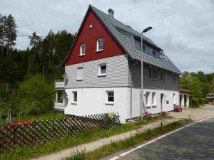 Handwerkerhaus Nr. 21 von Fam. Rehberg, 2019 renoviert