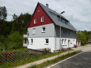 Haus Nr. 21 im Jahr 2019