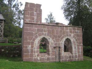 Klosterruine Kniebis