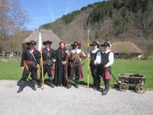 Landknechtsgruppe