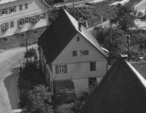 Nr. 18 Luftaufnahme 1958