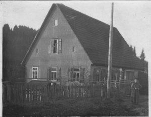 Haus Foto von 1920
