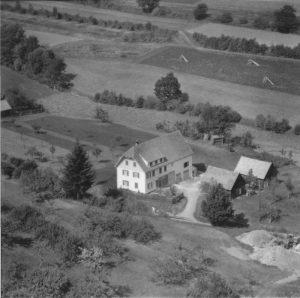Luftaufnahme Dölker-Haus Nr. 25