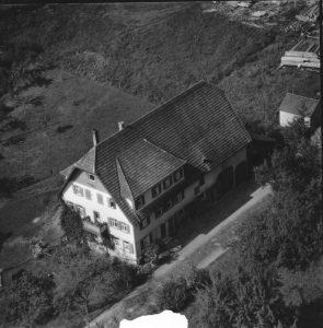 Luftaufnahme Wiesenbauerhof 1958