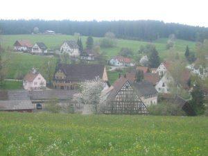 Rathaus Mitte links