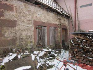 Backhaus von 1842