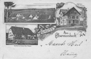 Ansichtkarte 1904