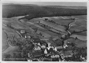 Ansichtskarte von 1956