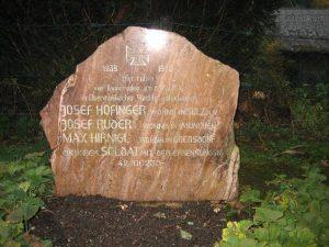 Soldatengrab 2. Weltkrieg