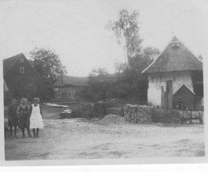 Bauschutt von Nr. 9 nach Brand 19155