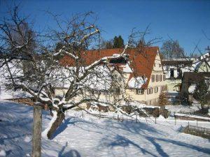 Nr. 16 im Winter