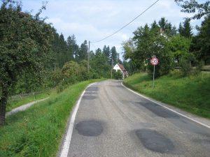 30 km/h Begrenzung