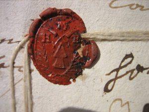 Siegel Bohnet 1752