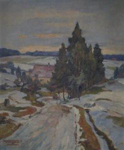 Haus Dürr von Eugen Kucher