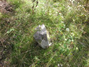 Weiterer kleiner Stein