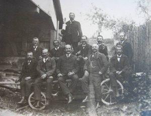 Emil Hamma Geburtstagsfeier 1913