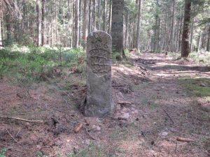 Stein von 1606