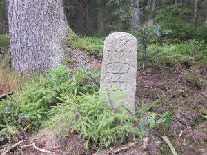 Grenzstein von 1606