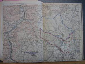 Gemeindegrenzen 1938