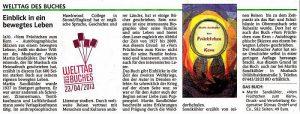 Presse-Artikel über Martin Sandkühler