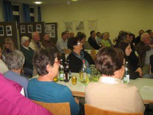 Veranstaltung Dr. Wurster Publikum
