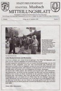 Mitteilungsblatt 26 Sept 2008
